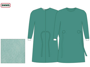 Surgical Gown.2 ( SMMS, reinforcement or non reinforcement, sterile or non sterile)